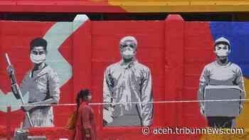 New Delhi Hukum Ringan Pelanggar Masker dan Meludah Tembakau di Tempat Umum - Serambinews.com