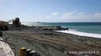 Mare inquinato a Voltri, scatta il divieto di balneazione in due punti della spiaggia - Genova24.it