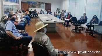 Reunião discute socorro financeiro para as entidades de Pederneiras - JCNET - Jornal da Cidade de Bauru