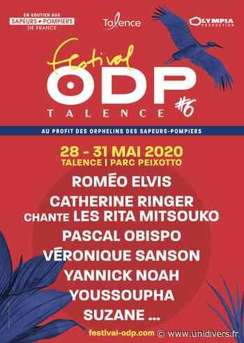 ANNULÉ – Festival ODP Talence #6 Parc Peixotto vendredi 29 mai 2020 - Unidivers