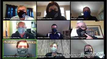 Please, wear a face mask in Saugeen Shores - Shoreline Beacon