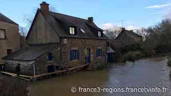 État de catastrophe naturelle reconnu à Guichen, Pacé, Guipry-Messac - France 3 Régions
