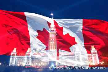 Schedule for virtual Canada Day celebrations unveiled - mykemptvillenow.com