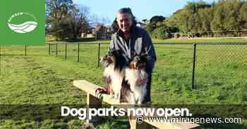 Off-leash dog parks open in Drouin, Trafalgar and Warragul - Mirage News