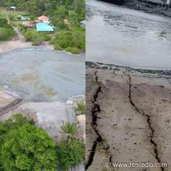 Declaran la calamidad pública en Arboletes por deslizamiento que afectó el volcán de lodo - RCN Radio