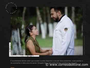Neto de curandeiro, médico indígena atua na UPA de Matinhos - Correio do Litoral