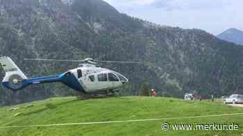 Pfingstferien bringen mehr Einsätze für Bergwacht Lenggries | Bad Tölz - merkur.de