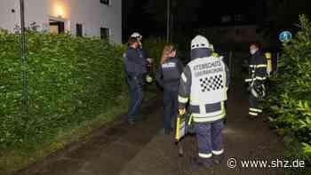 Hohenlockstedt: Fehlalarm für Feuerwehr durch Rauchmelder in Wohnblock | shz.de - shz.de