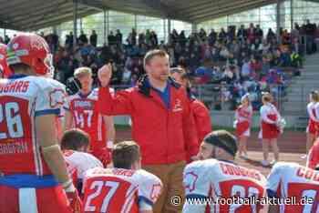 American Football aktuell - Philipp Stursberg wechselt sich aus - football-aktuell.de