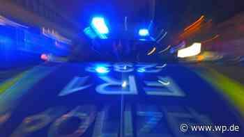 Eslohe: Verletzter flüchtet vom Unfallort - WP News