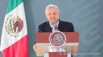 Otra vez AMLO le corrige el discurso a Cuitlahuac García, «no son golpistas, son politiqueros», le dice respecto a gobernadores del PAN - plumas libres