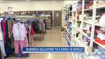Salvation Army Thrift Store adjusts to new normal in Corner Brook - NTV News