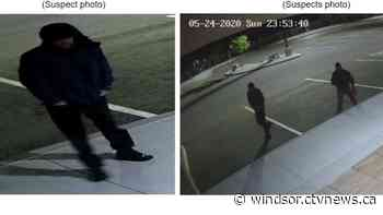 Video and pictures released of Amherstburg arson suspects - CTV News Windsor