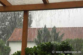 Unwetter: Aquaplaning auf A2, 60 Feuerwehreinsätze in Bad Salzuflen - Radio Lippe