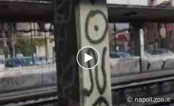 Casalnuovo, alla circumvesuviana situazione pericolosa: la denuncia di Borrelli - IL VIDEO - Napoli.zon