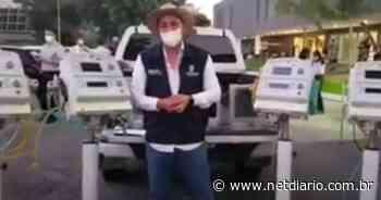 Prefeitura de Guapimirim recebe respiradores - NetDiário