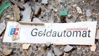 Unbekannte reißen Geldautomat in Nettetal aus Verankerung - NRZ