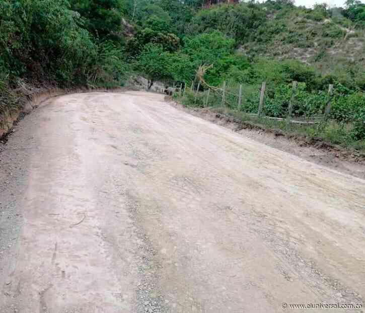 Una tensa situación de orden público se vive en Tiquisio - El Universal - Colombia