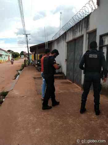 Polícia de Rurópolis transfere para presídio de Itaituba suspeito de homicídio ocorrido em Roraima - G1