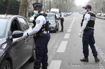 Pontault-Combault : le chauffard qui a foncé sur des policiers finit en prison - Le Parisien