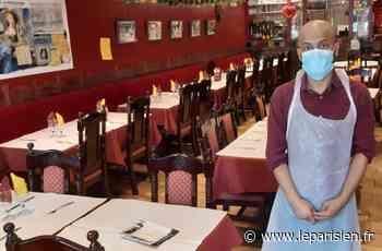 Enfin rouvert, ce restaurateur d'Evry-Courcouronnes craint le maintien «du télétravail» - Le Parisien