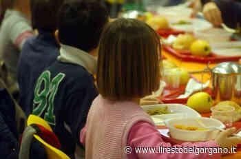 Vico del Gargano, stop alla mensa scolastica e rimborso alle famiglie per il lockdown - Il Resto del Gargano