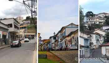 Atualização de casos de coronavírus em Itabirito, Mariana e Ouro Preto - Mais Minas