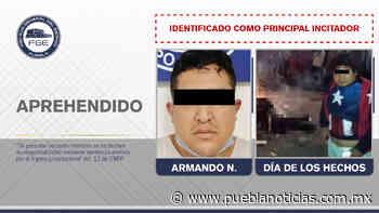 FGE aprehende al principal incitador del linchamiento de dos hermanos en Ajalpan en 2015 - Puebla Noticias