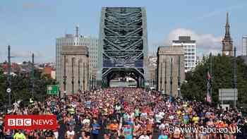Coronavirus: Great North Run cancelled in 40th year