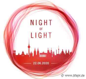 """Zeichen der Solidarität : """"Night of Light"""" im Wunderland Kalkar - lifepr.de"""