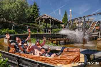 Sommerspaß in Kernie's Familienpark, Wunderland Kalkar, Pressemitteilung - lifepr.de