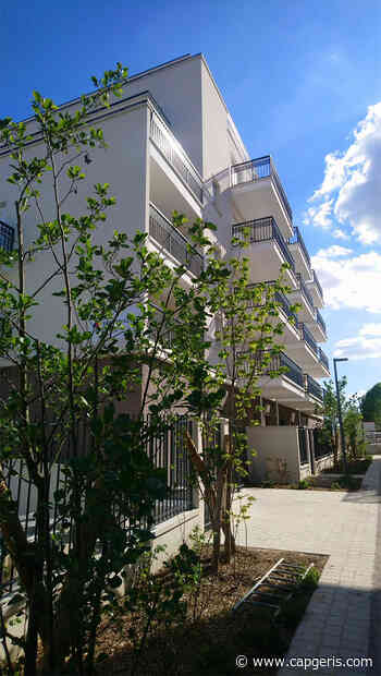 Ouverture d'une nouvelle résidence senior à Noisy-le-Grand - Capgeris