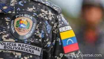 PNB decomisó 150 panelas de marihuana en el Distribuidor Las Gaviotas en Caracas - El Universal (Venezuela)