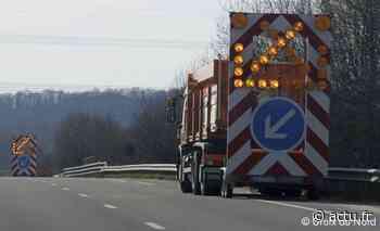 L'autoroute A15 fermée ce mardi dans la matinée entre Franconville et Gennevilliers - actu.fr