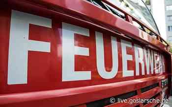Scheune brennt: 4000 Euro Schaden   Bad Gandersheim - GZ Live