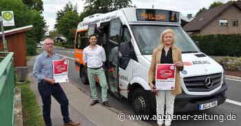 Rufbus in Monschau wird ausgeweitet: Netliner in Konzen und abends länger unterwegs - Aachener Zeitung
