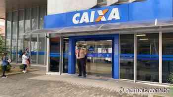 Agência da Caixa em Tijucas é fechada após confirmação de Covid-19 - ND - Notícias