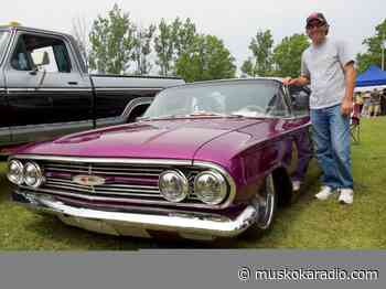 Gravenhurst Car Show Goes Virtual This Week - The Bay 88.7FM #WeAreMuskoka - Hunters Bay Radio