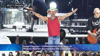 Kenny Chesney's 'Chillaxification Tour' Stop At US Bank Stadium Rescheduled For June 2021 - Yahoo News