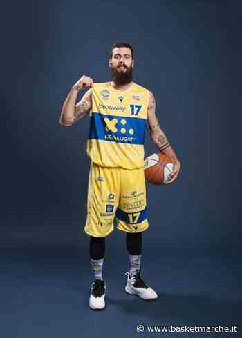 L'ex Poderosa Montegranaro Davide Bonacini ad un passo dal passaggio ai Mantova Stings - Serie A2 - Basketmarche.it