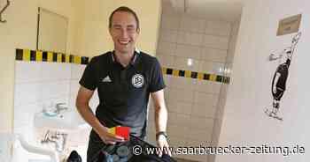 So erlebt Patrick Alt aus Illingen die Geisterspiele im deutschen Profifußball - Saarbrücker Zeitung