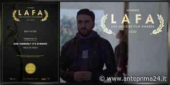 Da Arzano a Los Angeles, Paco De Rosa vince il premio come miglior attore - anteprima24.it