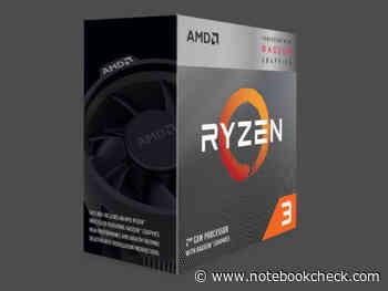 AMD Ryzen 3 4200GE geleakt: Neue günstige APU mit 4 Kernen und 8 Threads - Notebookcheck