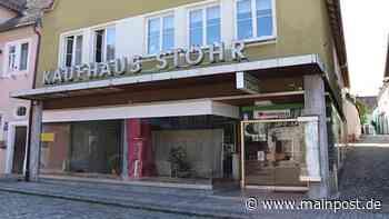 """Kaufhaus Stöhr: Iphofen investiert in """"Schrottimmobilie"""" - Main-Post"""