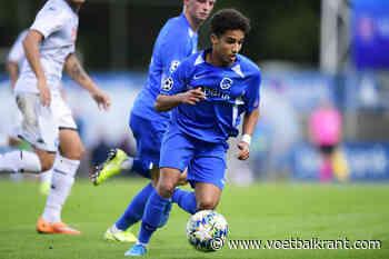 Ilias Takidine omschreven door zijn jeugdcoach Kevin Van Dessel - Voetbalnieuws - Voetbalkrant.com