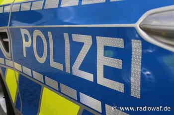 Auto durchbricht Brückengeländer in Ahlen - Radio WAF