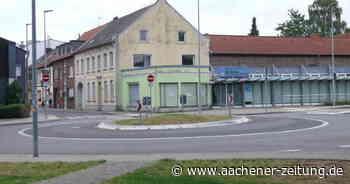 In Erkelenz: Brücktor-Denkmal soll Kreisverkehr verschönern - Aachener Zeitung