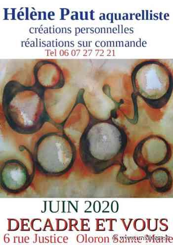Exposition Hélène Paut mardi 2 juin 2020 - Unidivers