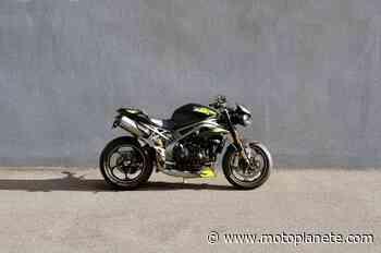 Triumph Speed Triple 2020 à 14990€ sur BONNEUIL SUR MARNE - Occasion - Motoplanete
