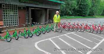 In Usingen werden Kinderräder der Jugendverkehrsschule wieder aufpoliert - Usinger Anzeiger